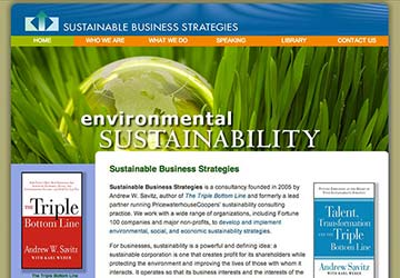 Sustainable Business Services