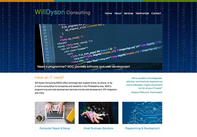 Will Dyson Consulting