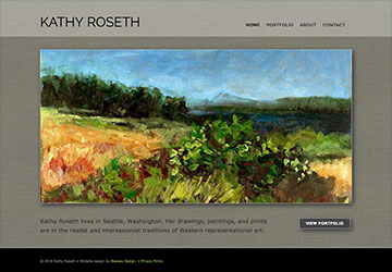 Kathy Roseth: Artist Website