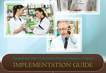 APhA Community Pharmacy Residency Guide