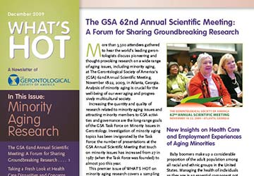 GSA Newsletter