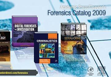 Elsevier Forensics Catalog