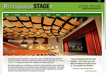 Pittsburgh Stage Inc.