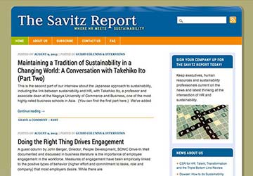 The Savitz Report