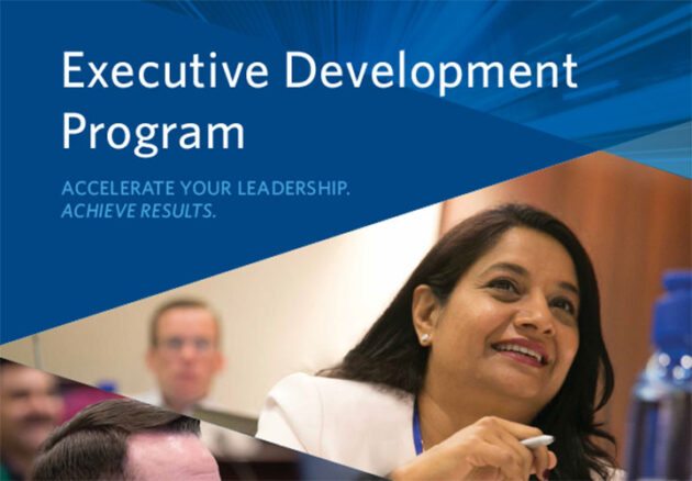 Wharton Executive Development Program Brochure