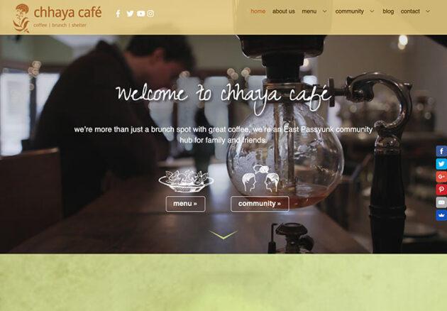 Chhaya Café